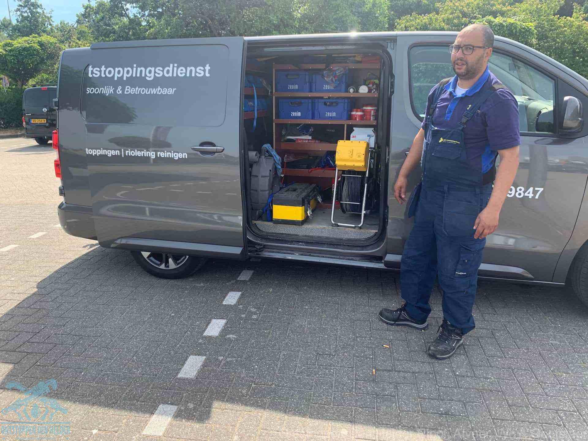 Ontstoppingsdienst Den Helder